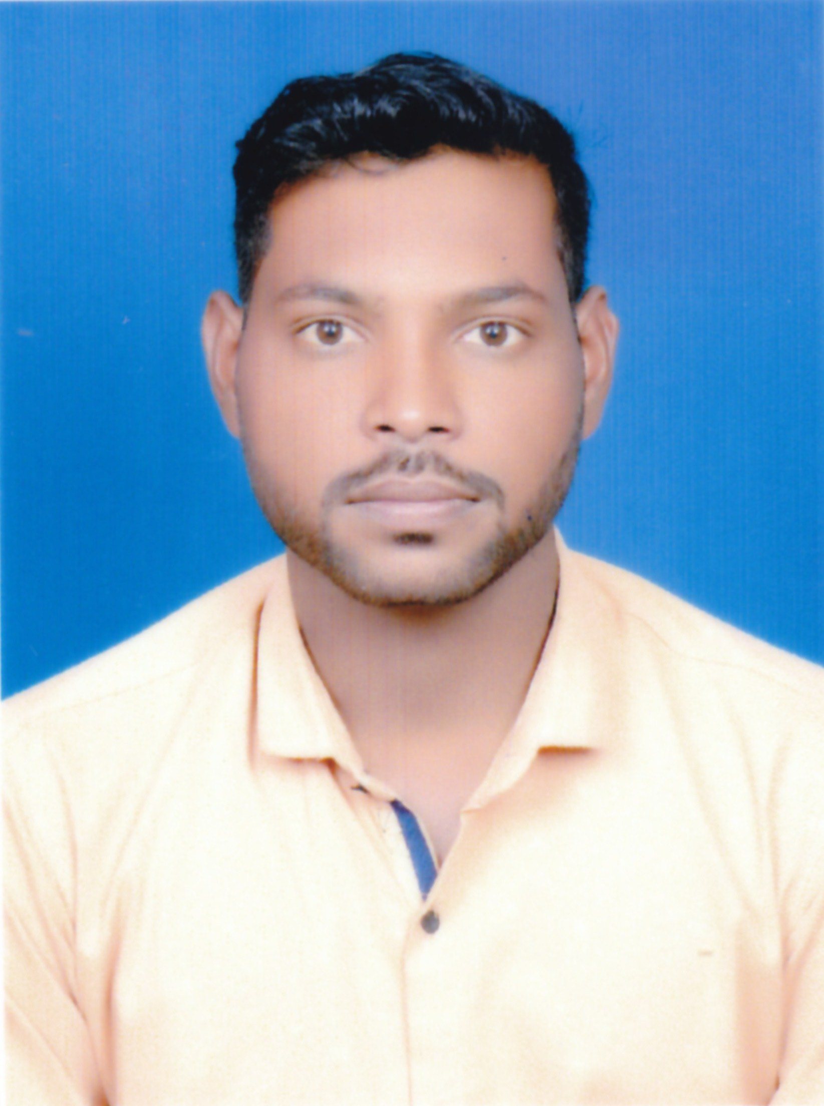 Mr. Harsh Kumar Yadav